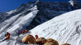 Everest C1, 7000m